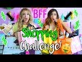 Shopping Challenge 2017!! BEST FRIENDS Buy Outfits for Eachother!!