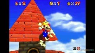Speed Game - Super Mario 64 - Fini en 1h20 avec les 120 étoiles - 1/2