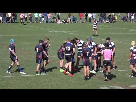 Trinity College vs Mt Maria Day 3 Game 5 (First Half)