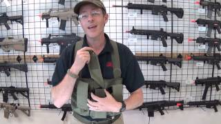Airsoft GI Uncut - Gryffon Golem Chest Rig
