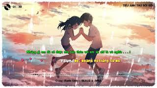 Crazy Radio Edit Beauz Jvna Vietsub Lyrics Chords Chordify