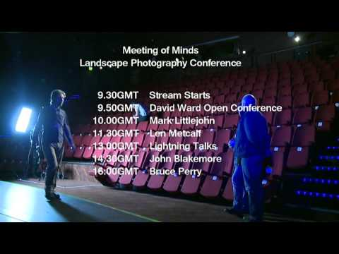 On Landscape Meeting of Minds Conference
