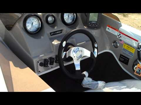 2011 Larson LX 620 Ski & Fish