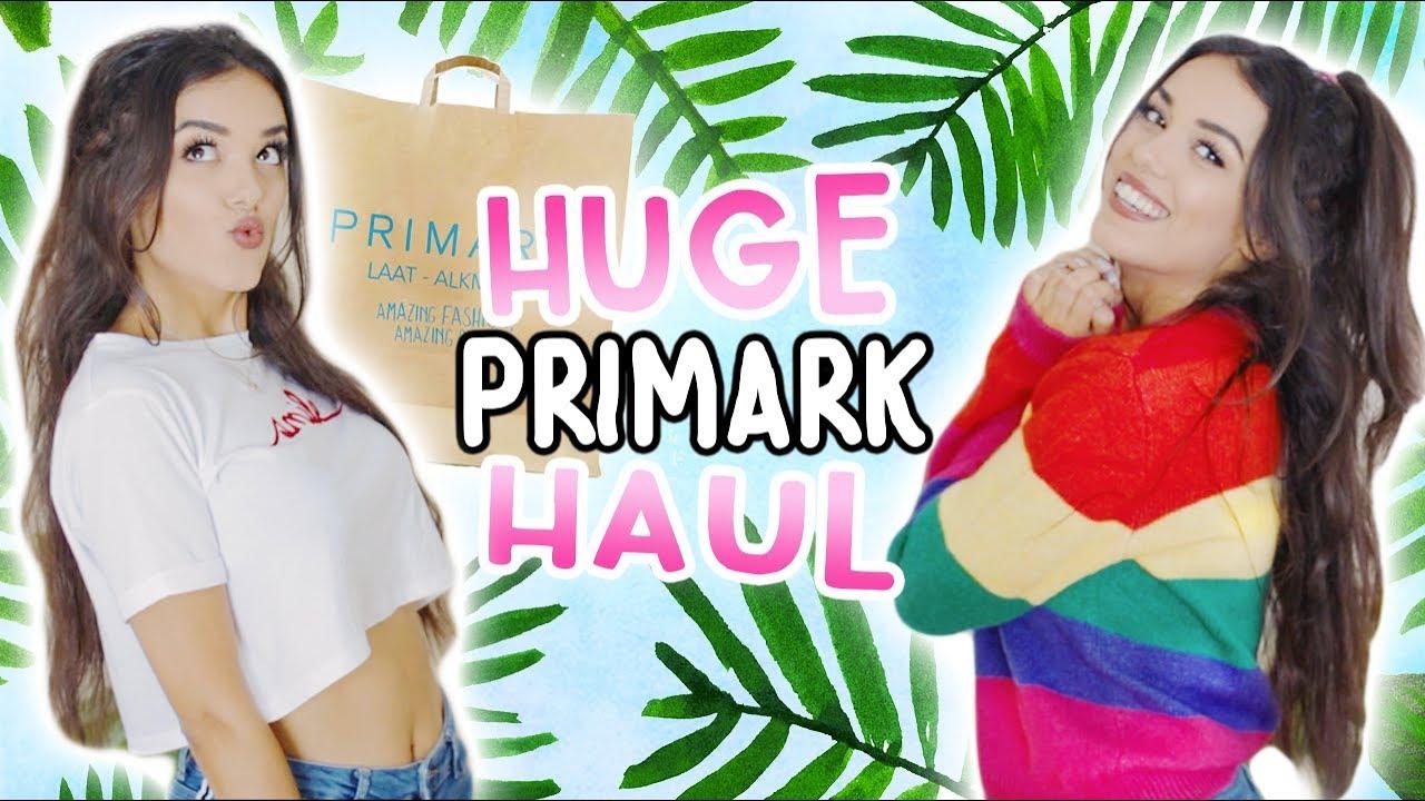 e4c0c552578ac HUGE SUMMER PRIMARK TRY ON HAUL 2018 - YouTube