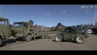 Эстонским срочникам придется уступить место в казармах военным НАТО
