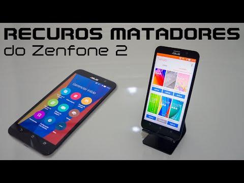 ZENFONE 2 - Principais recursos da ZenUI! #Parte 1