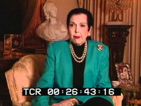Ann Miller 1996 Interview Part 4 of 8