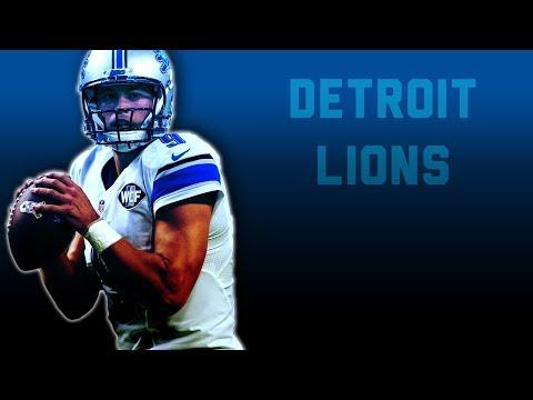 Detroit Lions - 2018 Season Hype