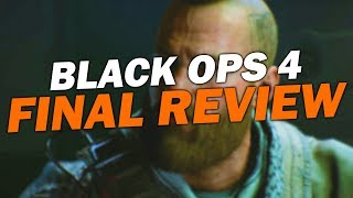 Call of Duty: Black Ops 4 Final Review