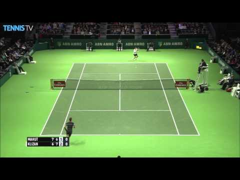 Klizan Hits Blistering Pass At Rotterdam 2016