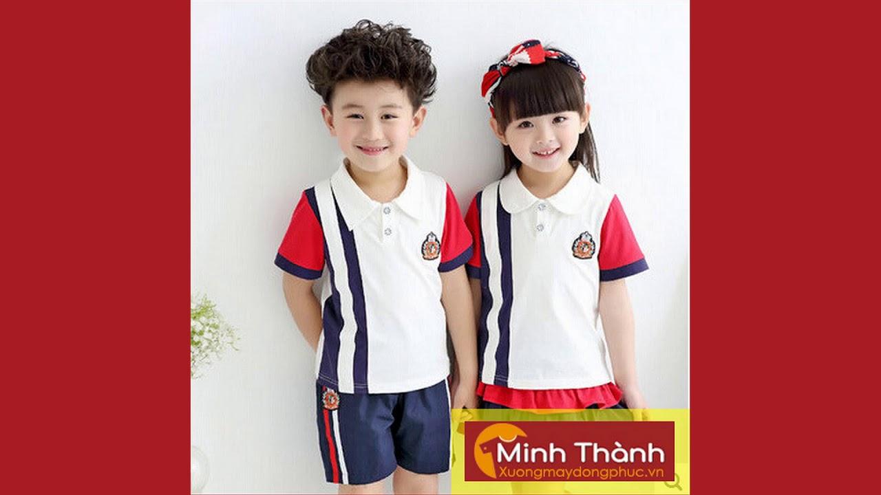 TOP Những Mẫu áo đồng phục mầm non đẹp nhất Hà Nội