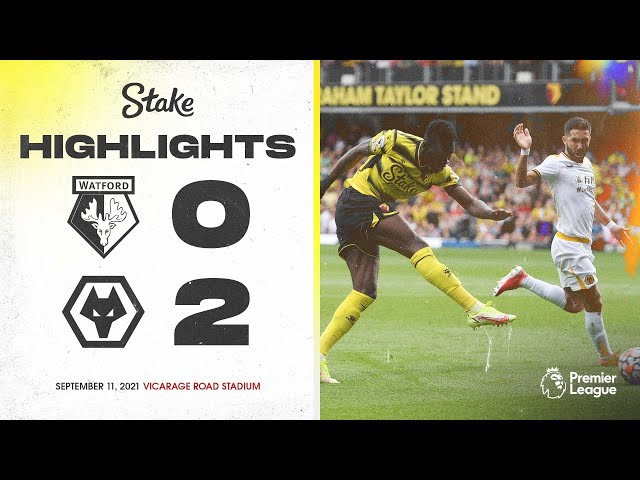 Extended Highlights | Watford 0-2 Wolves