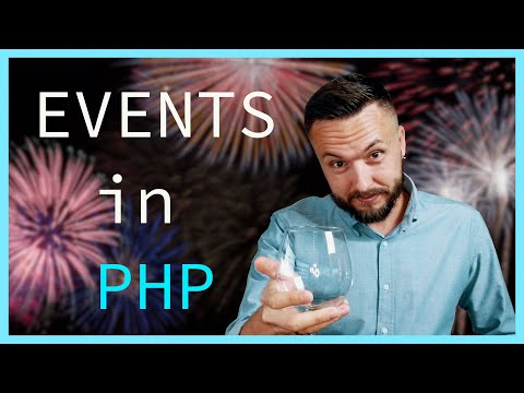 PHP Tutorial | Events in PHP thumbnail