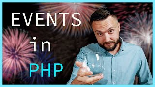 PHP Tutorial | Events in PHP