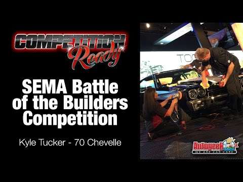 Competition Ready Season 1 Episode 2: SEMA Battle of the Builders (Full version)