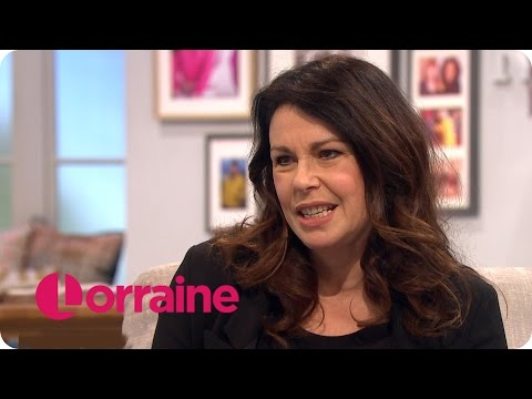 Julie Graham On Joining Benidorm And The New Series Of Shetland | Lorraine