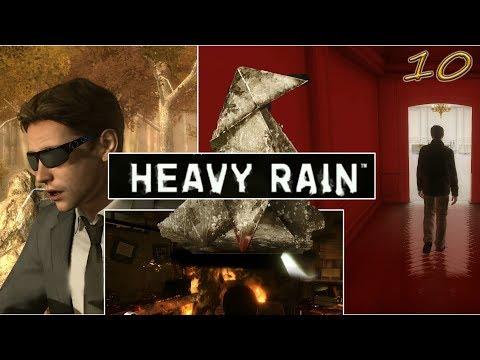 Heavy Rain PC прохождение ➤ Мастер оригами! #10