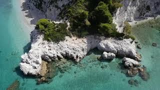 Background pemandangan pantai, free download 100% bebas copyright.mp4