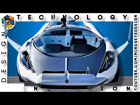 10 MOST INNOVATIVE VEHICLES CURRENTLY IN DEVELOPMENT 2021