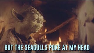 """Seagulls! (Stop It Now)"" - Yoda (Feat' Luke And R2) - Bad Lip Reading of The Empire Strikes Back"
