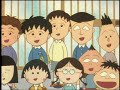 Chibi Maruko Chan #151 Let's hold a year end party