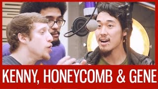 GENE, KENNY URBAN & HONEYCOMB  | Grand Beatbox Battle Studio Session