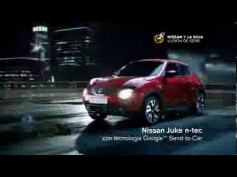 Canción Anuncio Nissan Juke N-Tec 2013
