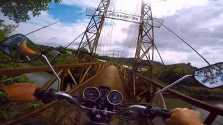 一台のバイクで行く。笑った、泣いた、コケた、東南アジアの旅