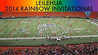 "CODE RED | 2014 Leilehua HS ""Mules"" Marching Band & Color Guard 