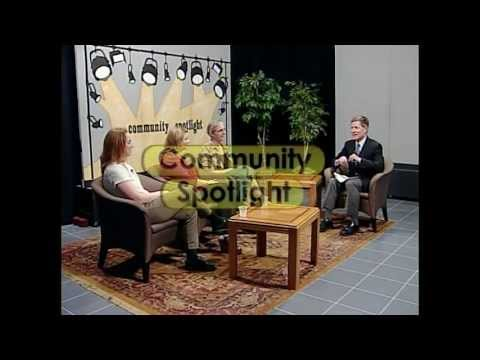 Cedar Crest College Art Therapy on RCN TV's Community Spotlight