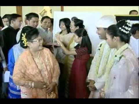 Lu Min & Khin Sabe Oo Wedding - Part 2.wmv