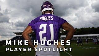 Player Spotlight: Minnesota Vikings Rookie CB Mike Hughes