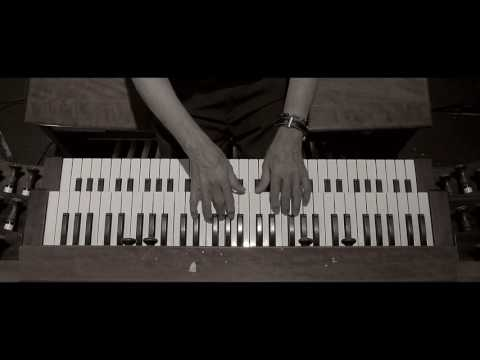 BACH, J.S., Toccata in F major, BWV 540; Anthony Newman, Organ