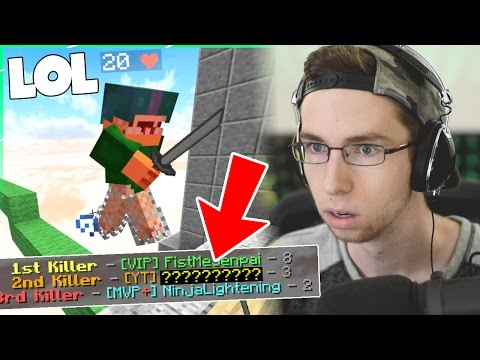 ACCIDENTALLY BEATING A YOUTUBER in SOLO BED WARS!