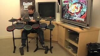 Guitar Hero: Warriors of Rock: Hands-on with new drums