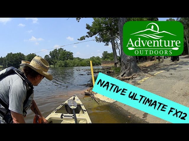 Native Watercraft Ultimate FX12 Maiden Voyage