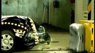 Samsonite Cosmolite (新秀麗) Crash Test TVC