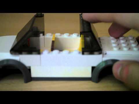 Как собрать автомобиль из LEGO