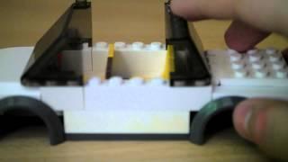 Як зібрати автомобіль з LEGO