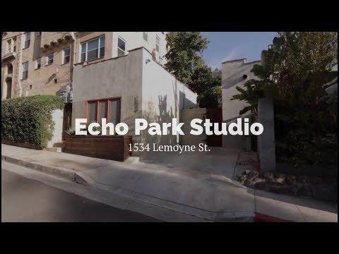 For Lease: 1534 Lemoyne– Efficient, Private Standalone Studio in Echo Park