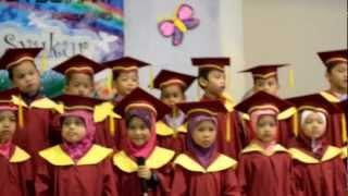 Majlis Konvokesyen Tadika Orange 2012-Choral Speaking