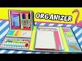 Download DIY FOLDER ORGANIZER - BACK TO SCHOOL | aPasos Crafts DIY