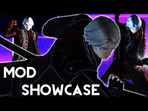 [ Mod Showcase ] Devil May Cry 4 SE: Rose`a Vergil thumbnail