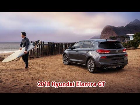 2018 Hyundai Elantra GT | Exterior Review