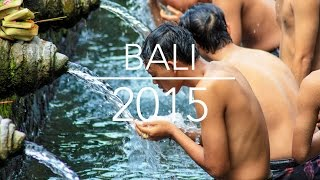Bali 2015 (GoPro) -  Our Little Journey