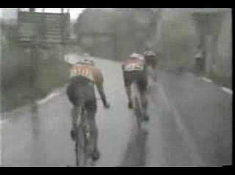 1989 World Cycling Championships Finish