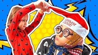 Бабушка МОРОЗ! Дед Мороз уволен! Теперь Амелькина Бабушка за готовит подарки для детей!