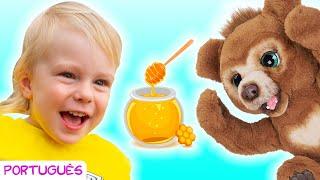 Canção Meu Ursinho - Canções Infantis por Sunny Kids Songs