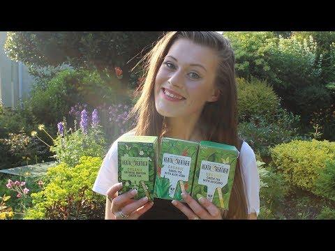 New Heath & Heather Organic Green Teas | The Tea Collective