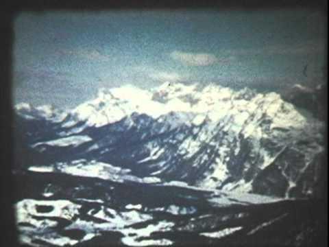 8mm Home Movies - Austria - February 1959
